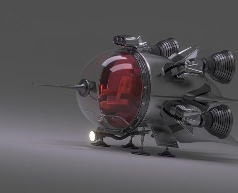 spaceship-2057420_1280
